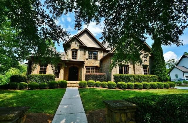 6153 Grand Marina Circle, Gainesville, GA 30506 (MLS #6903055) :: Oliver & Associates Realty