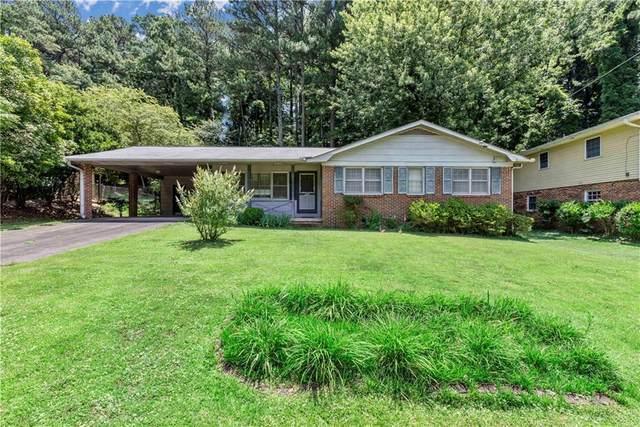 2467 Woodside Way, Chamblee, GA 30341 (MLS #6903056) :: Kennesaw Life Real Estate