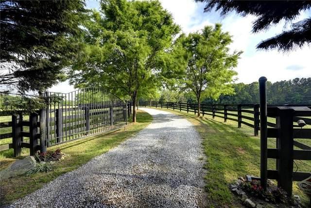 1665 Ward Road, Hoschton, GA 30548 (MLS #6903061) :: North Atlanta Home Team