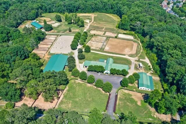 12835 New Providence Road, Milton, GA 30004 (MLS #6903097) :: Path & Post Real Estate