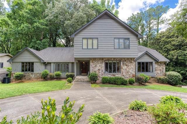 2860 Gant Quarters Drive, Marietta, GA 30068 (MLS #6903113) :: North Atlanta Home Team