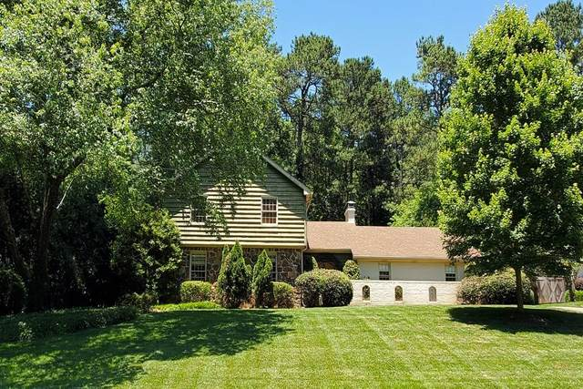 775 Weatherly Lane, Sandy Springs, GA 30328 (MLS #6903115) :: Kennesaw Life Real Estate