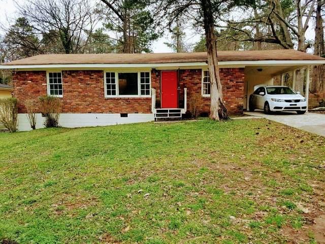 4307 Wallace Avenue SW, Atlanta, GA 30331 (MLS #6903139) :: RE/MAX Prestige