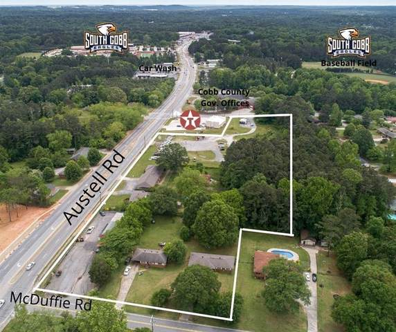 4612 Austell Road, Austell, GA 30106 (MLS #6903162) :: North Atlanta Home Team