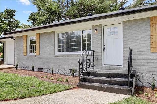 2866 Belvedere Lane, Decatur, GA 30032 (MLS #6903208) :: The Gurley Team