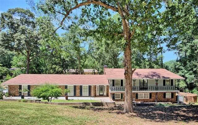 1064 Mccalla Street NE, Conyers, GA 30012 (MLS #6903252) :: North Atlanta Home Team