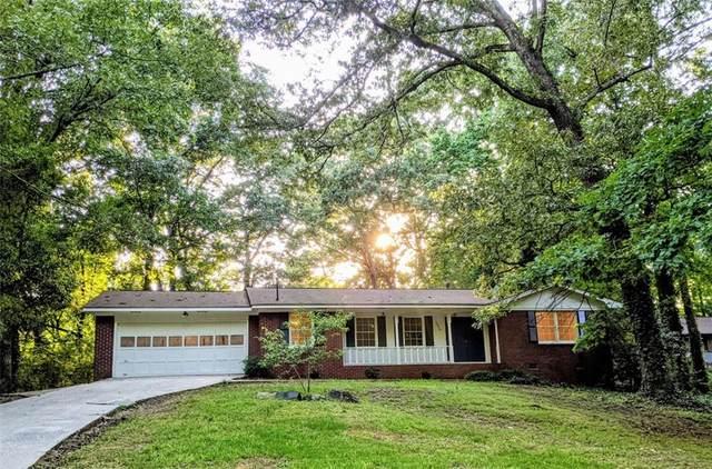 3320 Bryan Way SW, Marietta, GA 30008 (MLS #6903267) :: North Atlanta Home Team