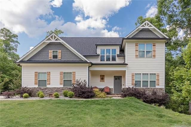 194 Bryn Drive, Dawsonville, GA 30534 (MLS #6903269) :: North Atlanta Home Team
