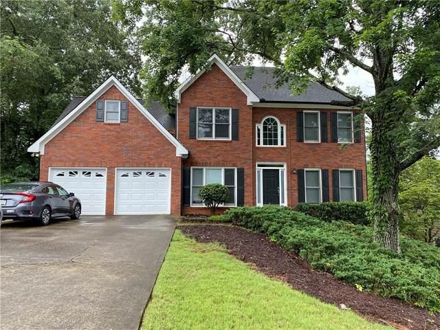7024 Hunters Ridge, Woodstock, GA 30189 (MLS #6903299) :: North Atlanta Home Team