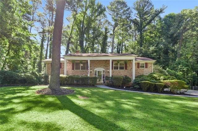 4273 Durham Circle, Stone Mountain, GA 30083 (MLS #6903310) :: North Atlanta Home Team