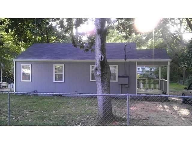 1672 Ritcherson Street SE, Marietta, GA 30060 (MLS #6903337) :: Path & Post Real Estate