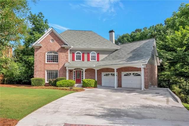 4309 Donerail Drive, Snellville, GA 30039 (MLS #6903377) :: Path & Post Real Estate