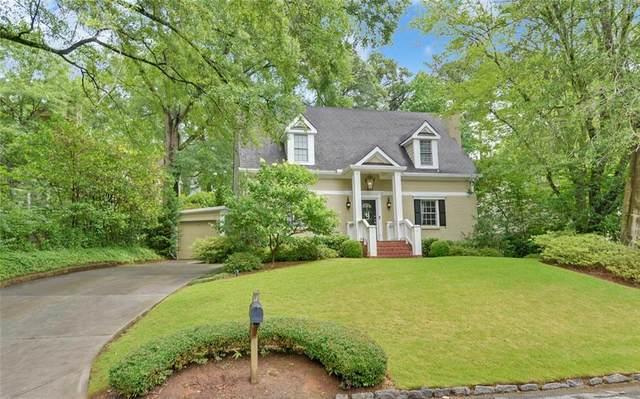 125 Lakeland Drive NW, Atlanta, GA 30305 (MLS #6903382) :: Kennesaw Life Real Estate