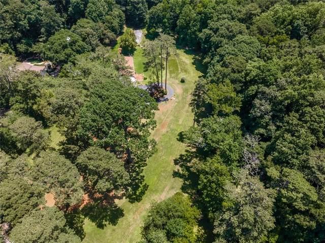 1361 W Wesley Road NW, Atlanta, GA 30327 (MLS #6903404) :: Path & Post Real Estate