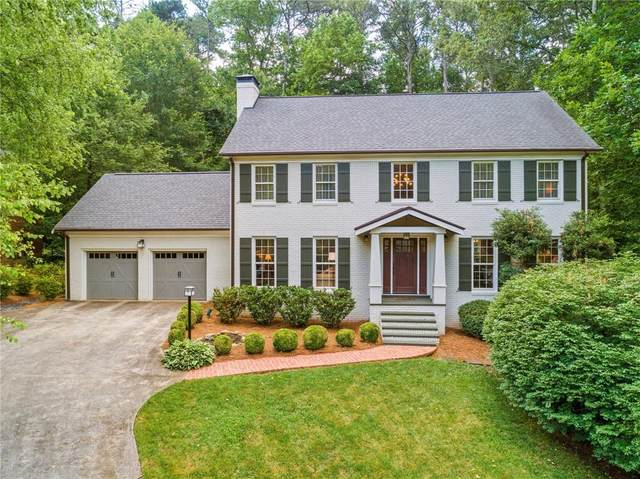 3514 Meadow Chase Drive, Marietta, GA 30062 (MLS #6903406) :: North Atlanta Home Team