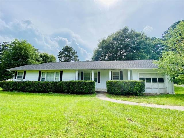 7225 Highway 101 N, Rockmart, GA 30153 (MLS #6903414) :: Kennesaw Life Real Estate