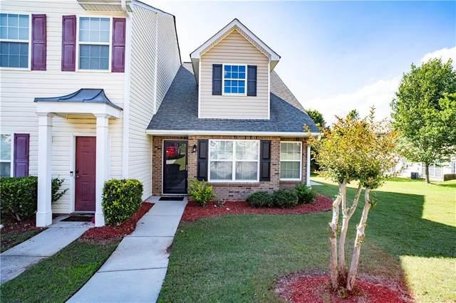 6535 Capitol Knoll, Fairburn, GA 30213 (MLS #6903475) :: North Atlanta Home Team