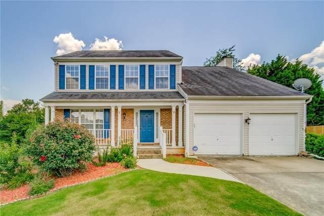 363 Darter Way NW, Kennesaw, GA 30144 (MLS #6903500) :: Path & Post Real Estate