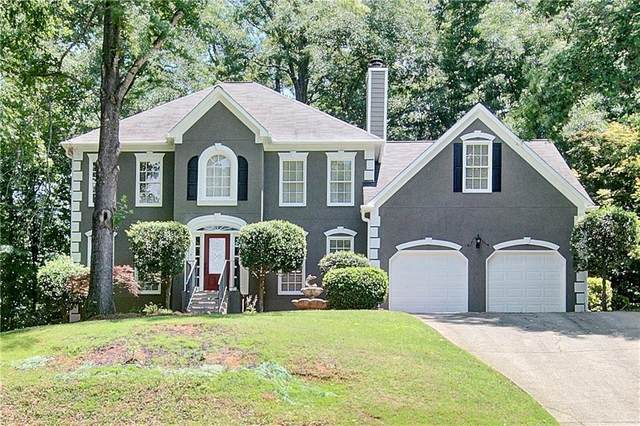 4004 Southbrook Court NW, Kennesaw, GA 30152 (MLS #6903505) :: Path & Post Real Estate