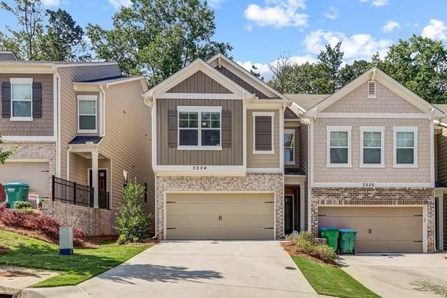 3024 Creekside Overlook Way, Austell, GA 30168 (MLS #6903516) :: North Atlanta Home Team