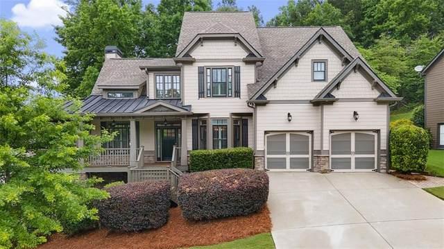 434 Pine Bluff Drive, Dallas, GA 30157 (MLS #6903523) :: Dillard and Company Realty Group