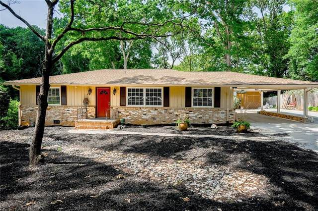 540 Holly Drive, Gainesville, GA 30501 (MLS #6903524) :: Kennesaw Life Real Estate