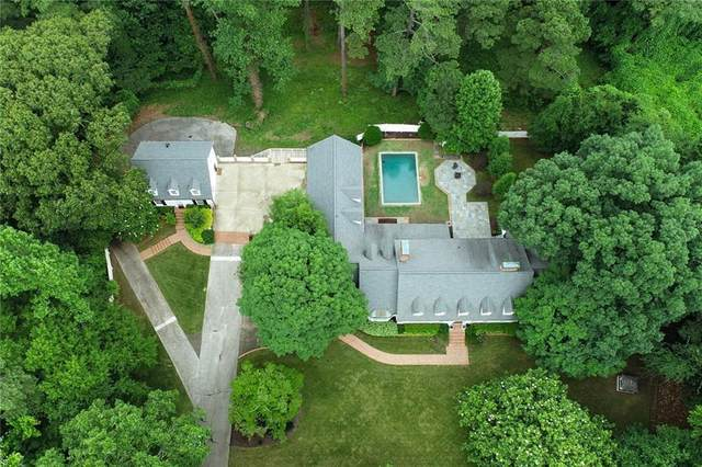 5825 Powers Ferry Road, Atlanta, GA 30327 (MLS #6903530) :: RE/MAX Paramount Properties