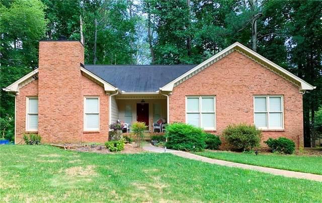 488 Puckett Terrace SW, Lilburn, GA 30047 (MLS #6903531) :: Path & Post Real Estate