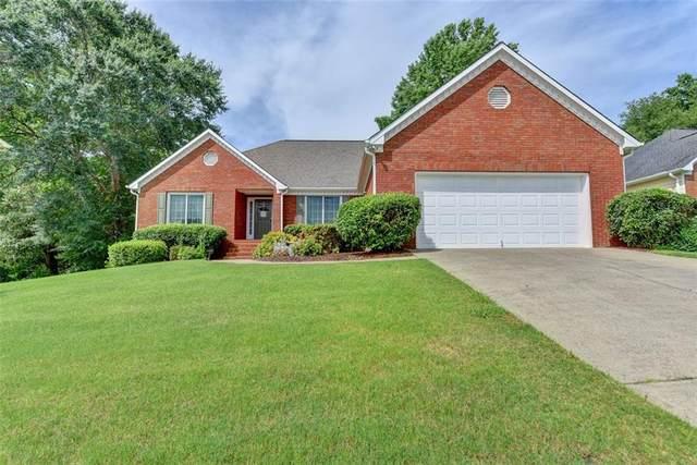 1424 Oak Bend Way, Lawrenceville, GA 30045 (MLS #6903532) :: North Atlanta Home Team
