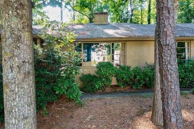 3619 Old Ivy Lane, Atlanta, GA 30342 (MLS #6903545) :: The Gurley Team