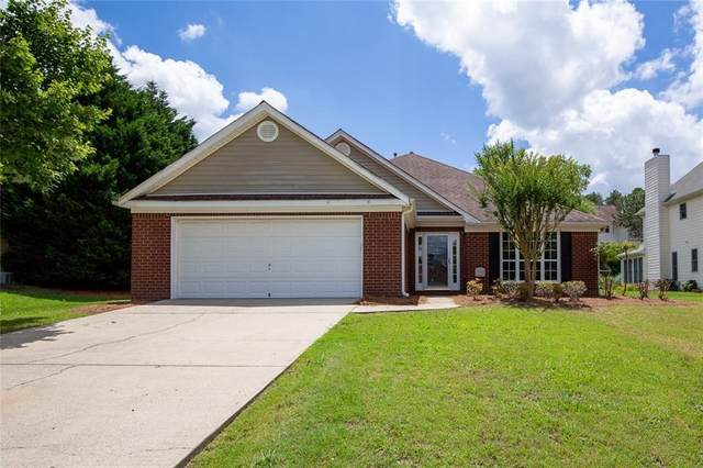 2637 Gold Rust Drive, Buford, GA 30519 (MLS #6903547) :: The Realty Queen & Team