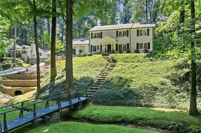3837 Land O Lakes Drive NE, Atlanta, GA 30342 (MLS #6903580) :: The Gurley Team