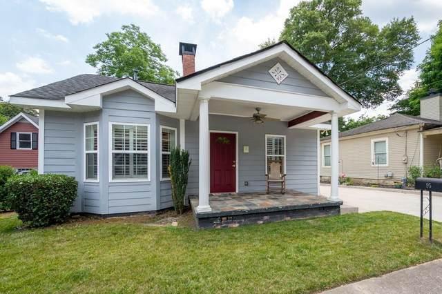 95 NW Holland Street NW, Marietta, GA 30064 (MLS #6903615) :: Rock River Realty