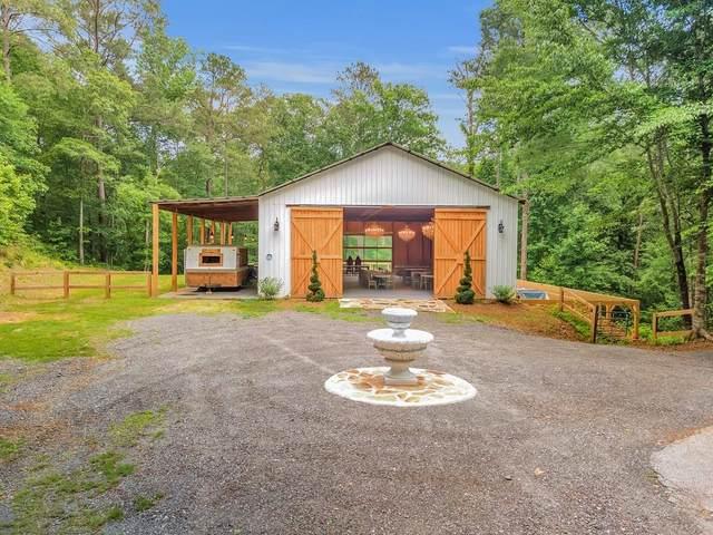 5364 Kings Hwy, Douglasville, GA 30135 (MLS #6903626) :: Path & Post Real Estate