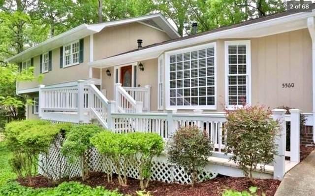 5560 Woodberry Terrace, Marietta, GA 30068 (MLS #6903628) :: Dillard and Company Realty Group