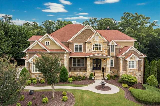 15783 Manor Trace, Alpharetta, GA 30004 (MLS #6903633) :: North Atlanta Home Team