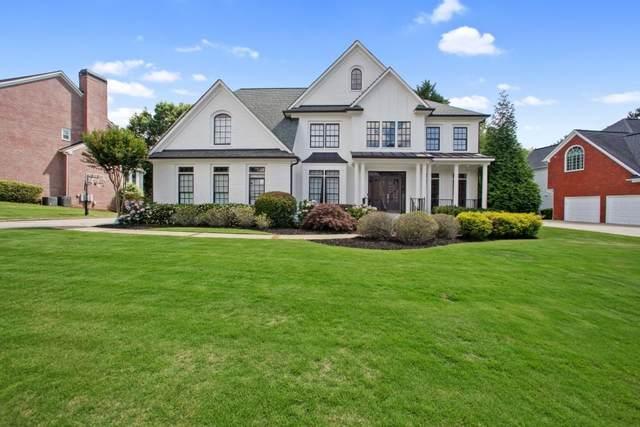 4608 Traywick Drive, Marietta, GA 30062 (MLS #6903638) :: Path & Post Real Estate