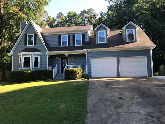 6174 Picketts Ridge NW, Acworth, GA 30101 (MLS #6903655) :: North Atlanta Home Team