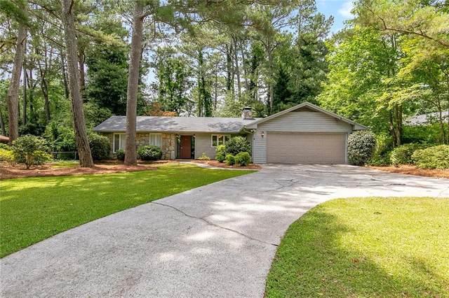 1408 Fairfield Drive SW, Lilburn, GA 30047 (MLS #6903660) :: North Atlanta Home Team