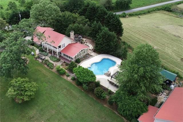 457 Rockford Creek Road, Clarkesville, GA 30523 (MLS #6903673) :: Path & Post Real Estate