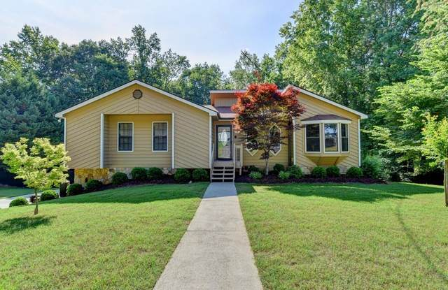 5789 Harbor Drive, Buford, GA 30518 (MLS #6903688) :: North Atlanta Home Team