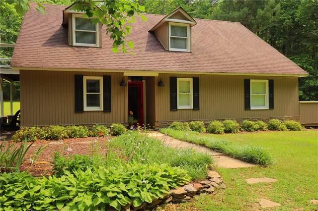 4980 Jones Road, Fairburn, GA 30213 (MLS #6903700) :: Rock River Realty