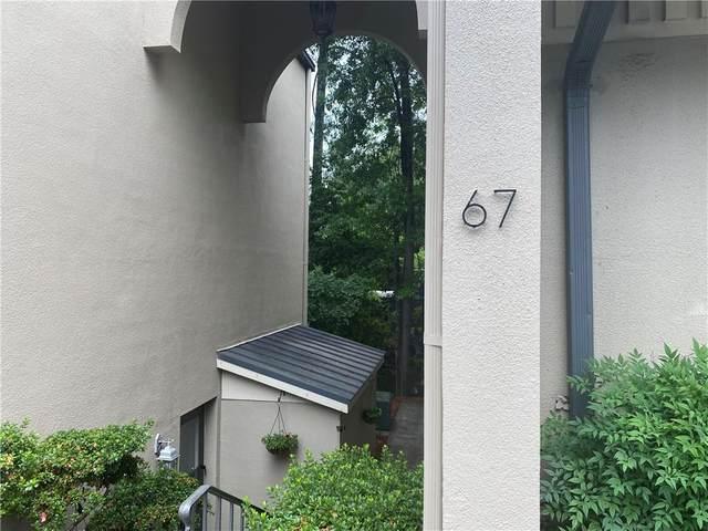 67 Adrian Place NW, Atlanta, GA 30327 (MLS #6903715) :: Dillard and Company Realty Group
