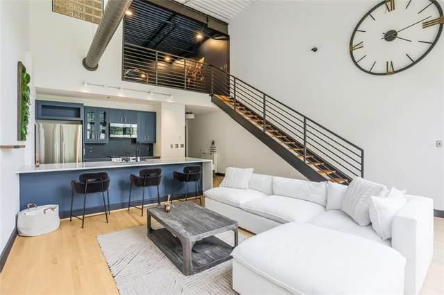 790 North Avenue NE #204, Atlanta, GA 30306 (MLS #6903717) :: Scott Fine Homes at Keller Williams First Atlanta
