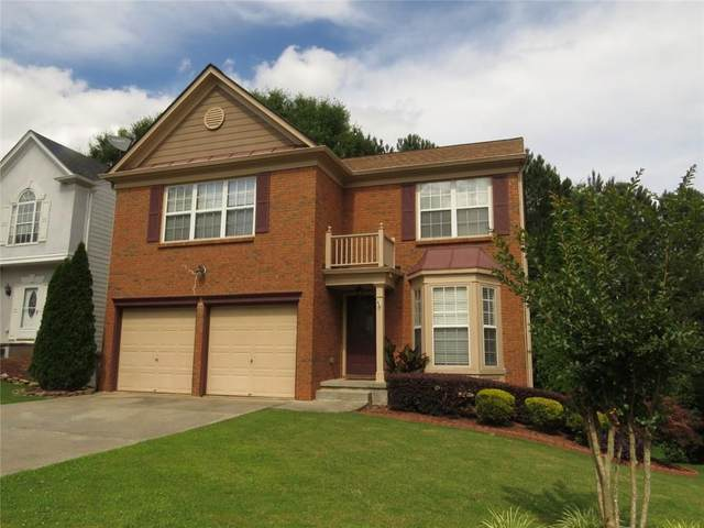13578 Weycroft Circle, Milton, GA 30004 (MLS #6903721) :: The Gurley Team