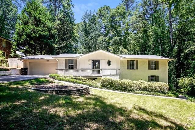 3330 Maxwell Drive SW, Marietta, GA 30060 (MLS #6903744) :: North Atlanta Home Team