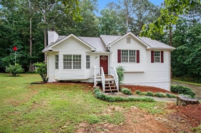 142 Burton Drive, Douglasville, GA 30134 (MLS #6903755) :: RE/MAX Prestige