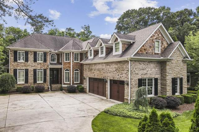 120 Johnson Ferry Road NW, Sandy Springs, GA 30328 (MLS #6903776) :: Kennesaw Life Real Estate