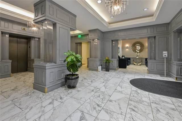2870 Pharr Court South NW #2705, Atlanta, GA 30305 (MLS #6903791) :: Atlanta Communities Real Estate Brokerage