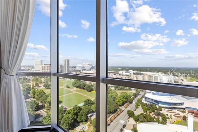 285 Centennial Olympic Park Drive NW Penthouse 2.3, Atlanta, GA 30313 (MLS #6903796) :: North Atlanta Home Team